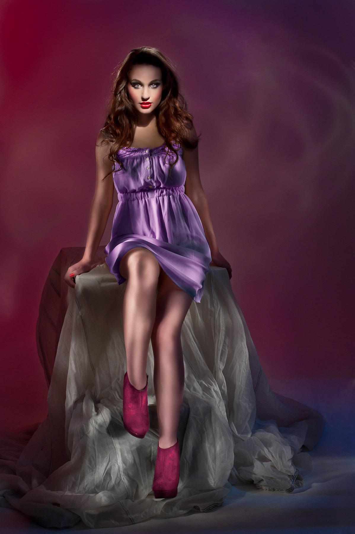 Katie-6471c-Purple dress